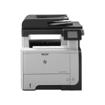 Принтер HP LJ Pro 400 M521dw A4, МФУ+факс+порт USB для прямой печати+WiFi, ePrint, Apple AirPrint™, 40стр/мин, 256MB, 1200 dpi, ADF, Duplex+LAN+USB             до 75 000/мес (CE255A/X)